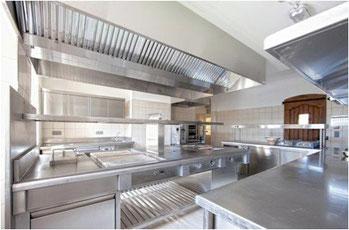 Nettoyage cuisine - Nettoyage de hotte de cuisine de restaurant ...