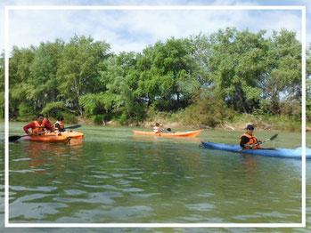 ruta en kayak por Córdoba