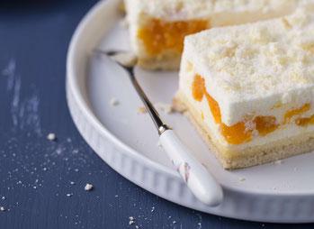 Bäckerei Küster Göttingen Aktion Angebot Aktionen Angebote der Woche Wochenangebot Wochenaktion Wochenangebote Wochenaktionen Mandarinensahne Kuchen
