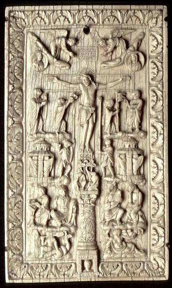 Blog Scola Metensis-plaque d'ivoire d'Adalbéron-musée de Metz