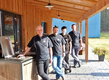 Service und Infos rund um das Grillen im Marks Grillhaus in Schleswig