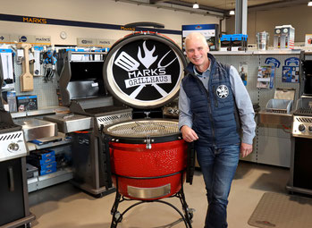 Kamado Joe Classic im Marks Grillhaus in Schleswig