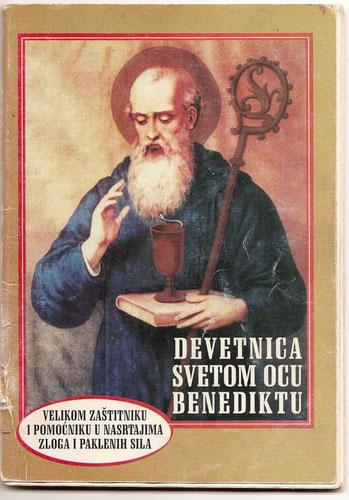 Sveti otac Benedikt