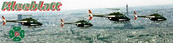 Italeri Kleeblatt  Aerobatic Display Team Maquettes 1/72