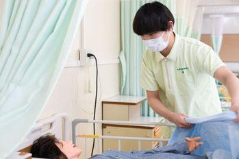 看護技術演習