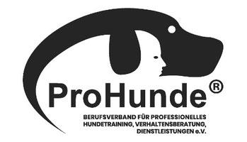 Logo Berufsverband Pro Hunde
