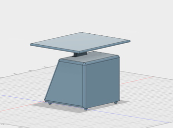 3DCGは背面も正確に作成できます