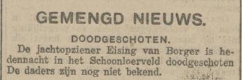 De Maasbode 17-10-1921