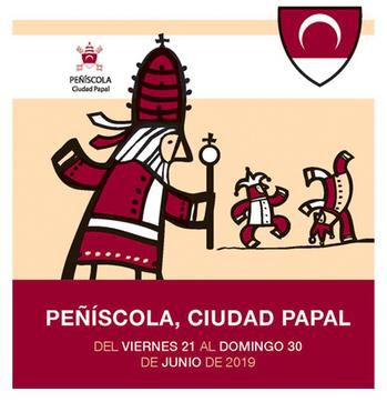 PEÑISCOLA CIUDAD PAPAL