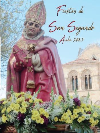 Programa de las Fiestas de San Segundo en Avila
