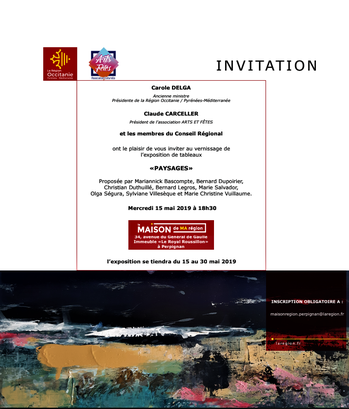 exposition peinture Perpignan