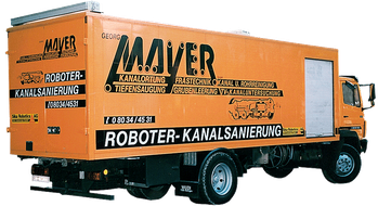 Erfahrung Kanalservice mit System, Georg Mayer, Nußdorf