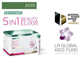 LR Health & Beauty 2019 son histoire, une annèe riche en moments forts