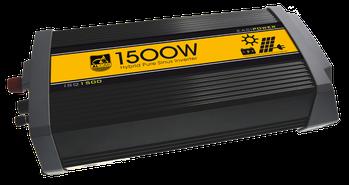 AL-CAM EASIPOWER ISQ 1500 Hybrid- und Sinuswechselrichter