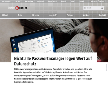 ORF / Help 13.3.2021