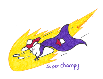 Champy by Charly© copyrigh 2016_Super Champy