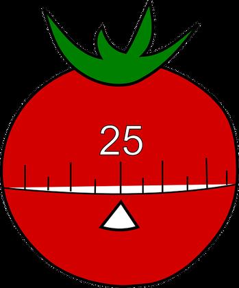 Pomodoro-Technik (25-Minuten-Timer)