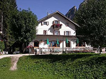 hotel a Fiames di Cortina