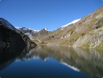 il lago d'Aviasco