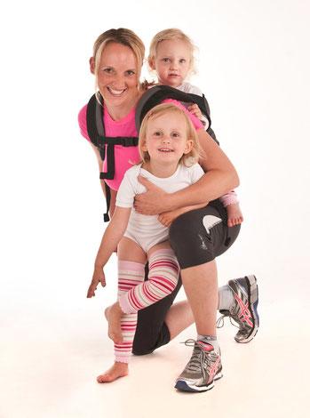 Fit mit KindStuttgart Mama Baby Abnehmen Sport Prävention Kurs