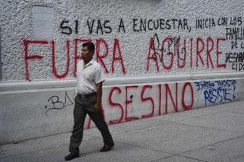 Anti-mafia graffity