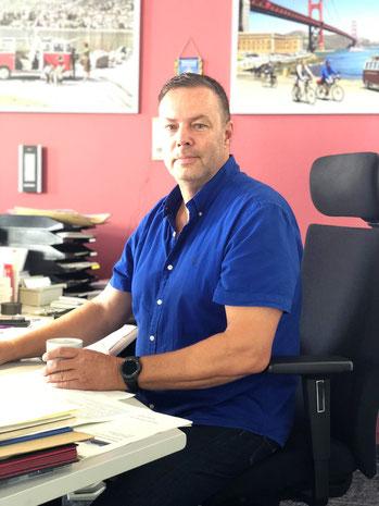 Lothar Kothe ist Sprecher des Arbeitssicherheitsausschusses beim Betriebsrat.