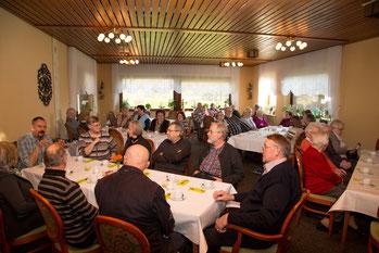 Große Beteiligung beim ersten Seniorennachmittag 2015