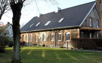 Vier-Familien-Arbeiterwohnhaus