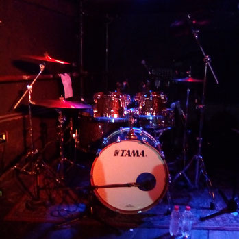 Ray's Drumset