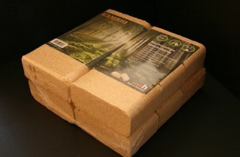 Briketts aus Holz RUF eckig DINplus zertifiziert