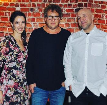 Sonja Baum, Stefan Beuse, Armin Sengbusch