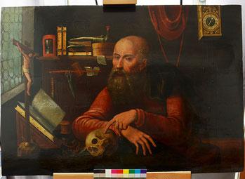 Joos van Cleve Nachfolge, nach der Restaurierung