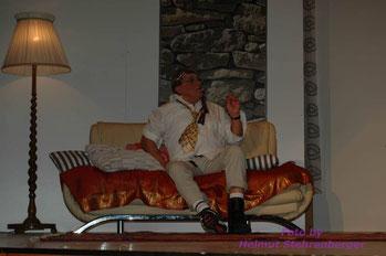 Fritz Sandmeier als Peter Schmid