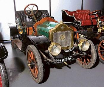 Een Brouhot uit 1904.
