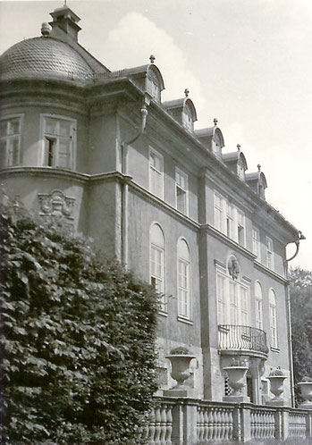 Die Villa Pfau in Burkhardtsdorf