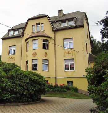 Villa Uhlmann heute
