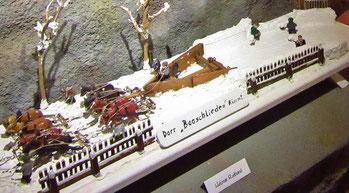 Geschnitzter Baaschlieden