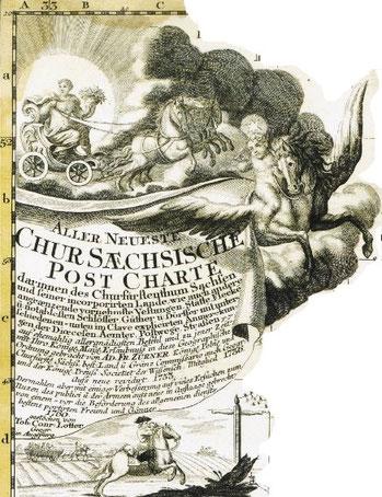 Kupferstich von 1760