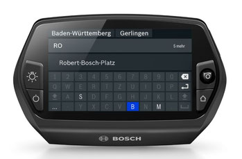 Das 2018 Update des Bosch Nyon beinhaltet verbesserte Kartenfunktionen und ein benutzerfreundlicheres Handling