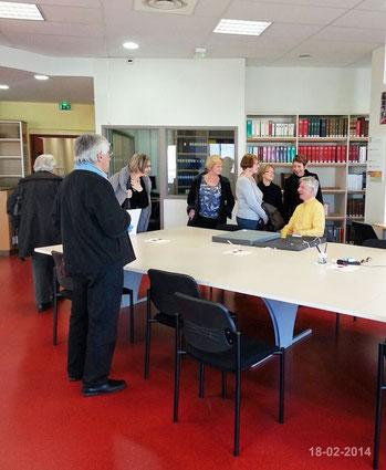 Visite des Archives LR 18-02-14