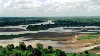 Fiume Tana - Kenya