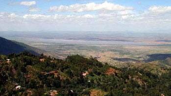 Lago Jipe Kenya