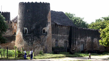Forte di Siyu - Pate Island