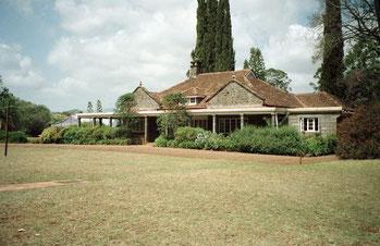 Museo Karen Blixen a pochi chilometri da Nairobi.