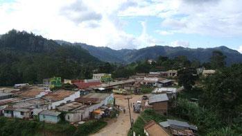 Città di Wundanyi nel distretto di Taita Taveta - Provincia Costiera