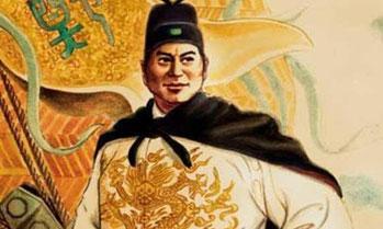 L'ammiraglio Zheng He.