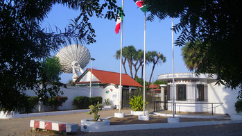 Kenya - Broglio Space Center (Base San Marco).