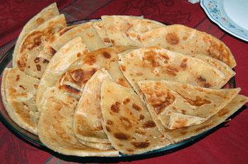 Chapati - Kenya