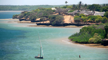 Kiwayu Island - Arcipelago di Lamu, Kenya.