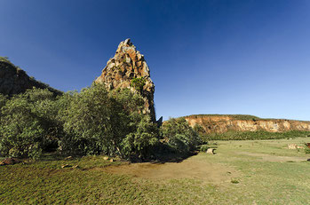 Hell's Gate Rock National Park